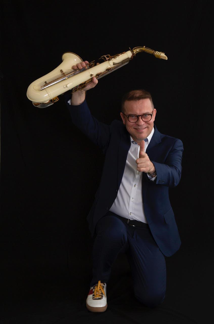 Jukka Perko valokuvassa